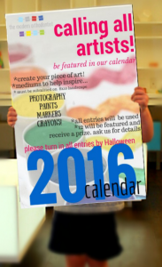 calendars 2016 with kid